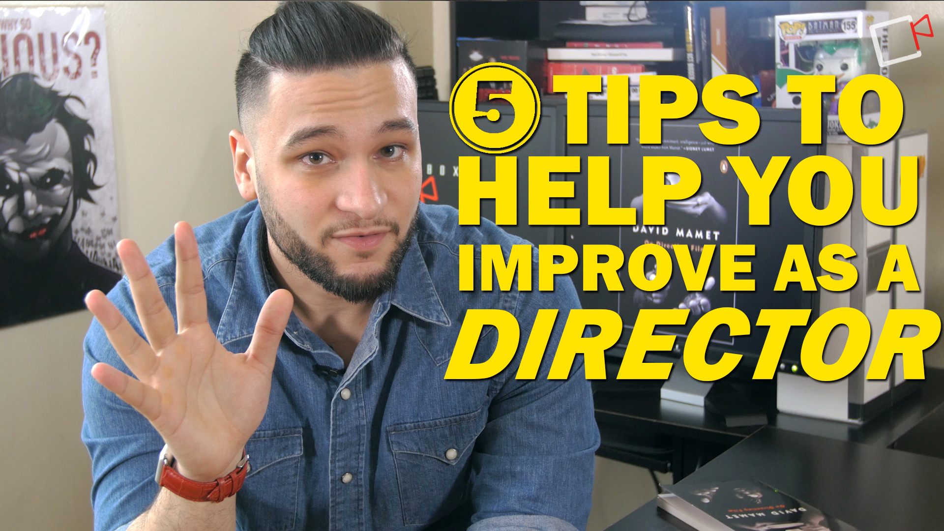 5 tips to help you imporve as a director